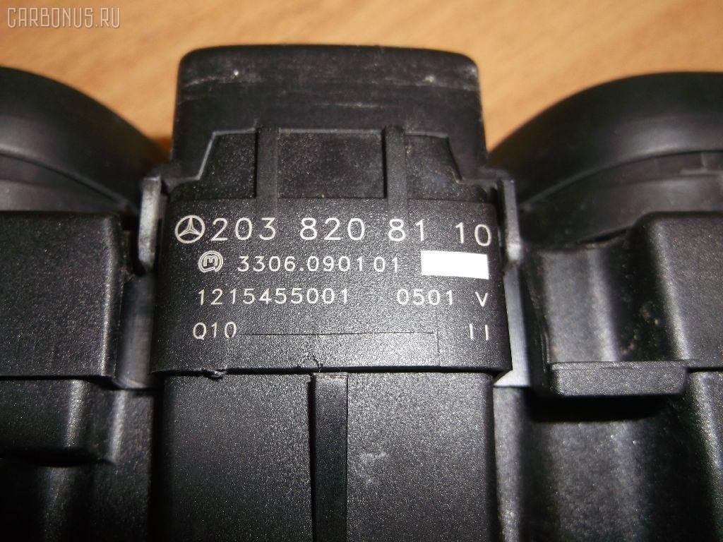 Блок кнопок MERCEDES-BENZ C-CLASS W203.061. Фото 2