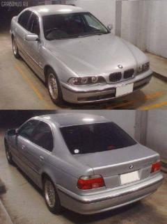 Блок ABS BMW 5-SERIES E39-DD42 M52-256S3 Фото 2