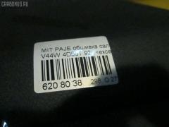 Обшивка салона Mitsubishi Pajero V44W 4D56T Фото 3