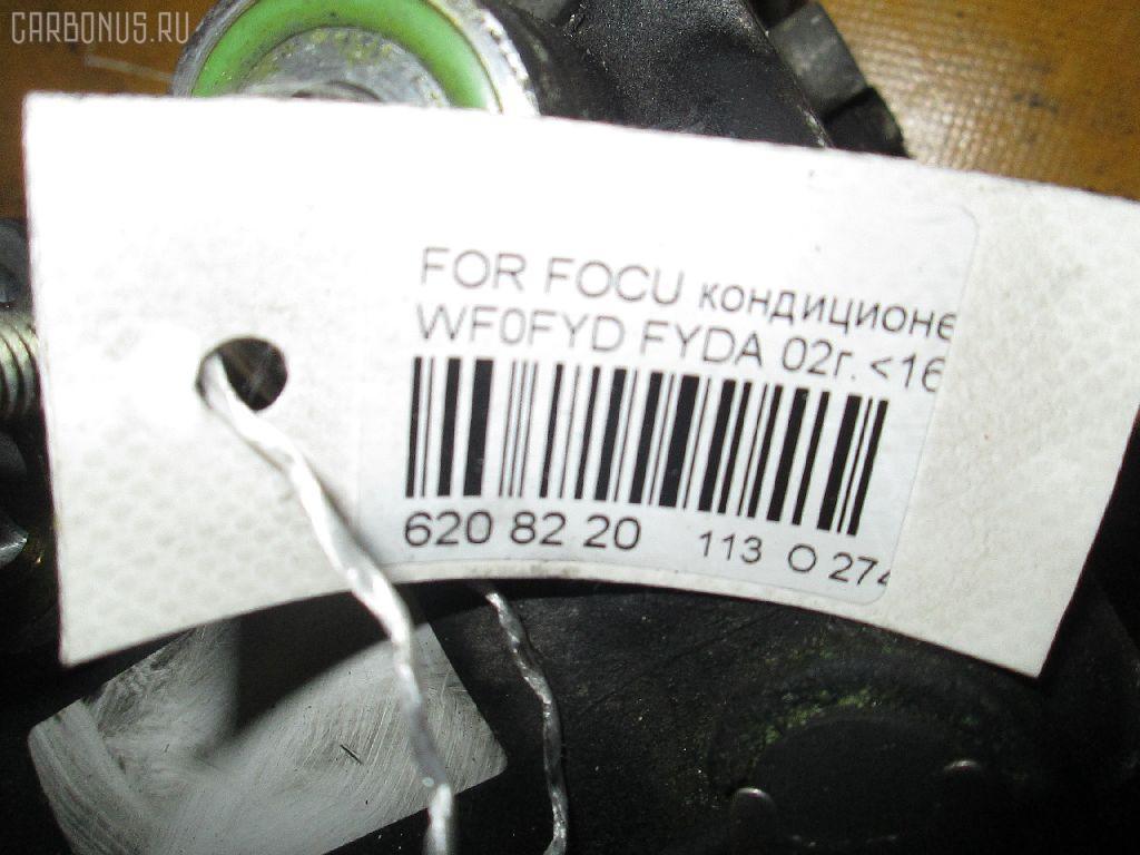 Компрессор кондиционера FORD FOCUS WF0FYD FYDA Фото 3