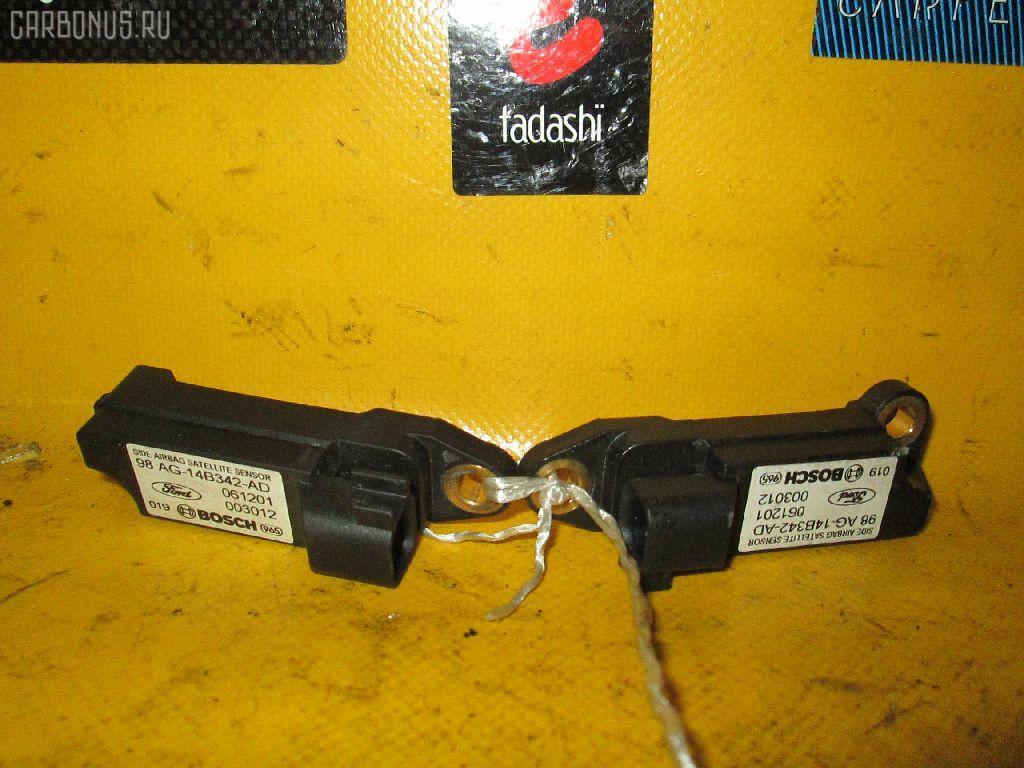 Датчик air bag FORD FOCUS WF0FYD FYDA. Фото 1