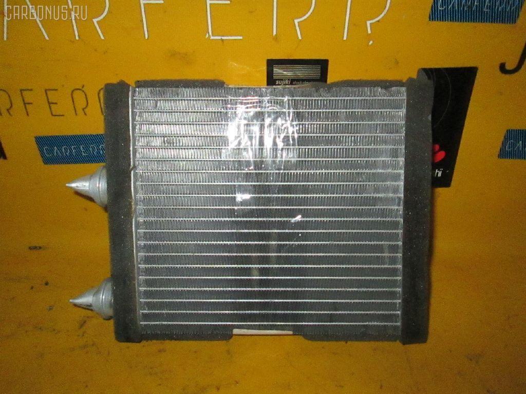 Радиатор печки NISSAN CEDRIC HY34 VQ30DD. Фото 3