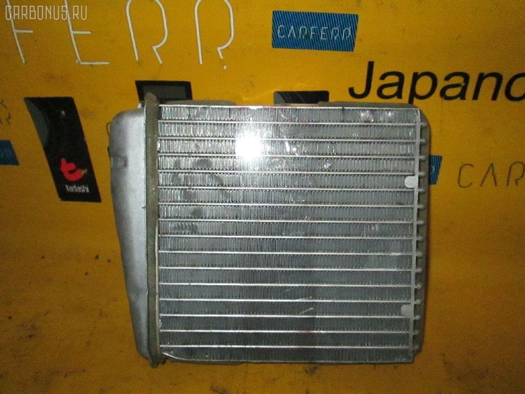 Радиатор печки NISSAN NOTE E11 HR15DE. Фото 3