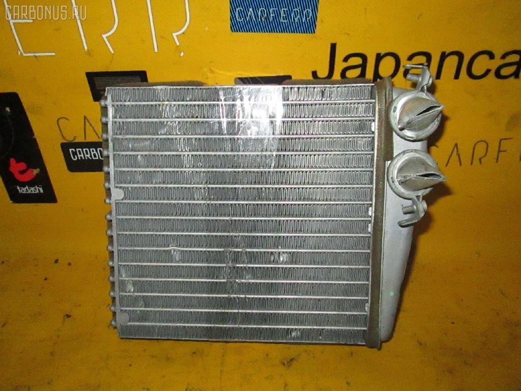 Радиатор печки NISSAN CUBE BZ11 CR14DE. Фото 3