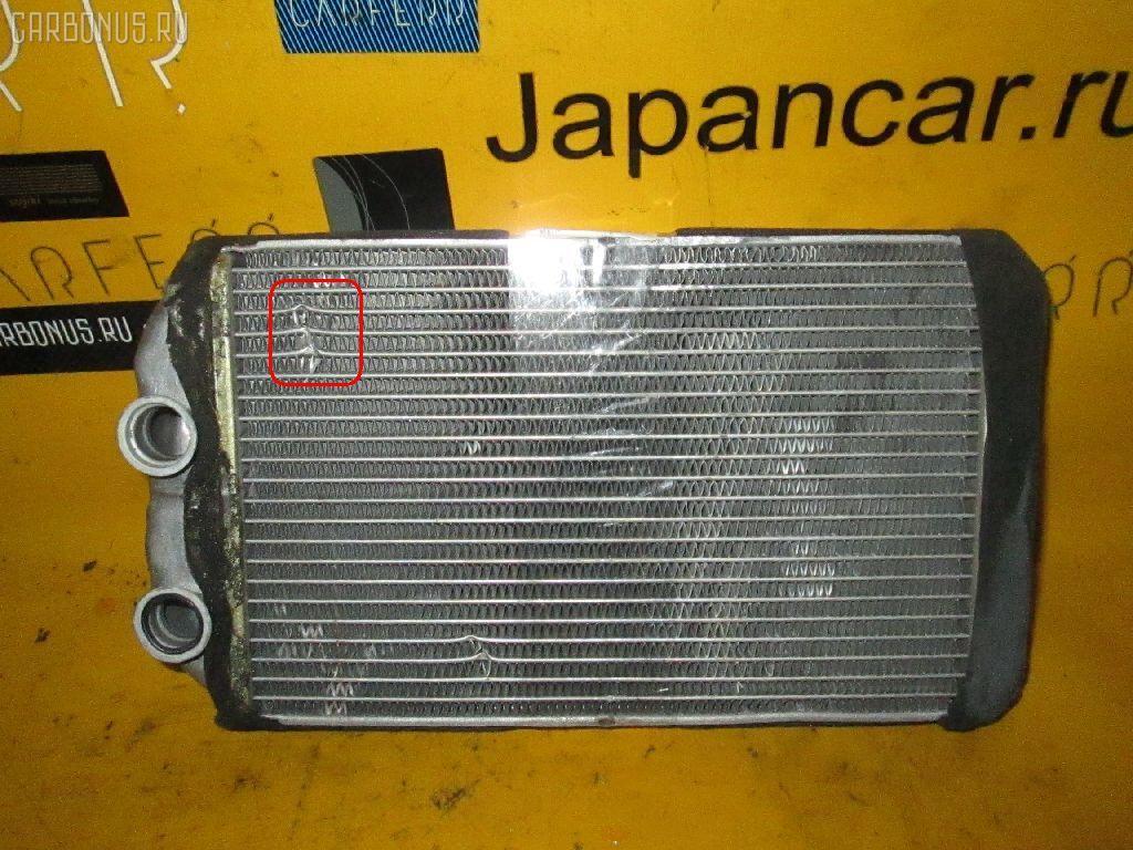 Радиатор печки TOYOTA AE111 4A-FE Фото 3