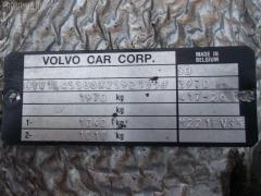Ручка открывания капота VOLVO V70 I LW B5254S DENSO Фото 3