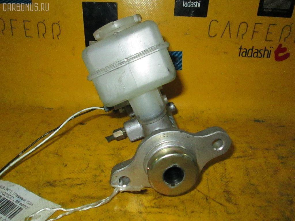 Главный тормозной цилиндр NISSAN SKYLINE V35 VQ25DD. Фото 9