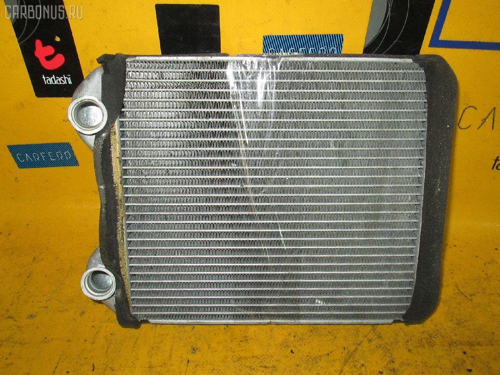 Радиатор печки TOYOTA CROWN JZS151 1JZ-GE. Фото 11