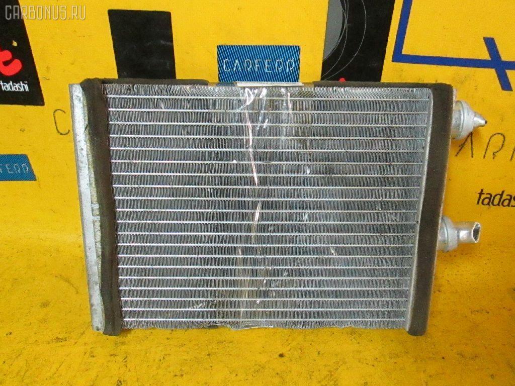 Радиатор печки SUBARU IMPREZA WAGON GG3 EJ15. Фото 4