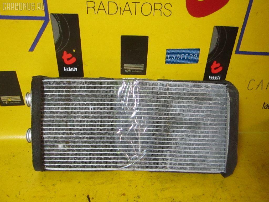 Радиатор печки HONDA STREAM RN1 D17A. Фото 5