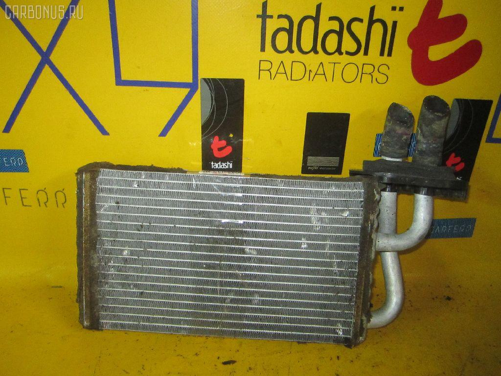 Радиатор печки MITSUBISHI DION CR9W 4G63. Фото 4