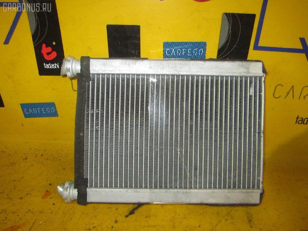 Радиатор печки TOYOTA MR-S ZZW30 1ZZ-FE. Фото 2