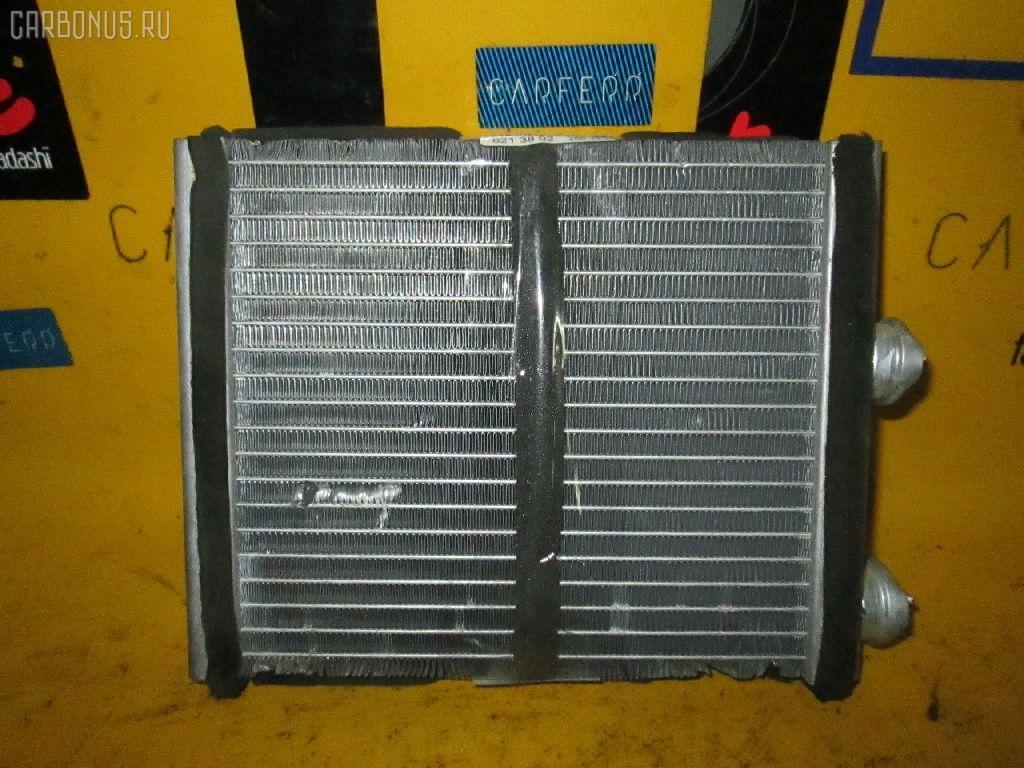 Радиатор печки NISSAN CEDRIC MY34 VQ25DD. Фото 2