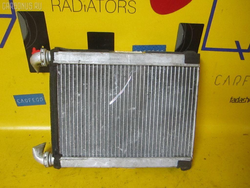 Радиатор печки TOYOTA PRIUS NHW10 1NZ-FXE. Фото 11