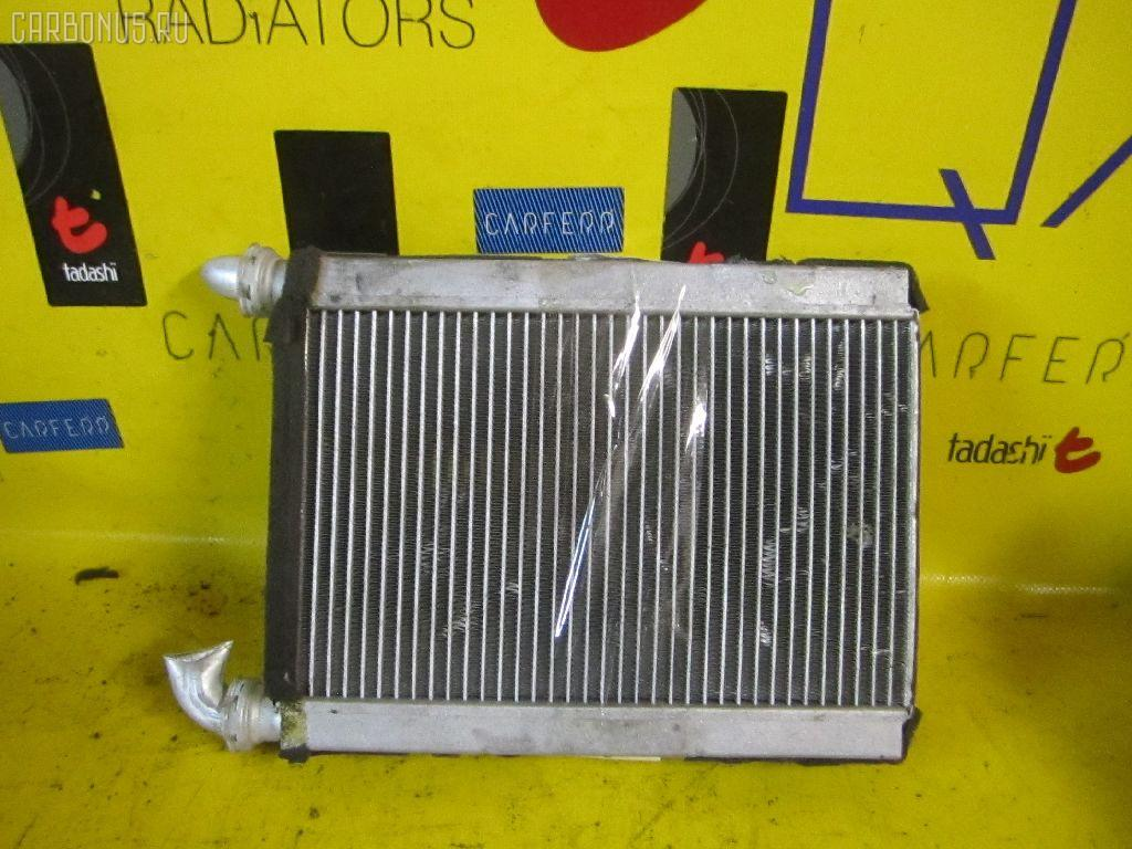 Радиатор печки TOYOTA WILL VI NCP19 2NZ-FE. Фото 1