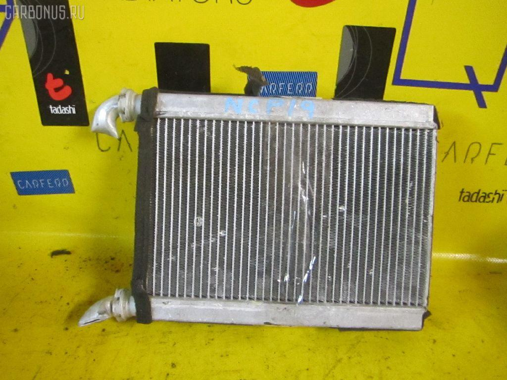 Радиатор печки TOYOTA WILL VI NCP19 2NZ-FE. Фото 2