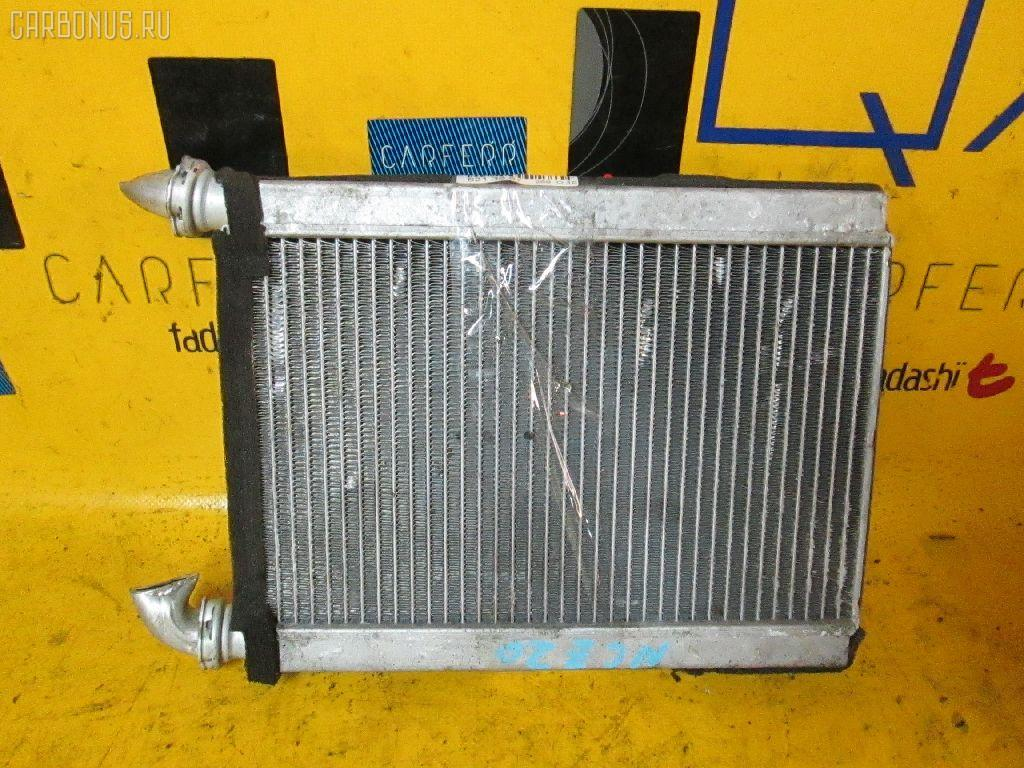 Радиатор печки TOYOTA RAUM NCZ20 1NZ-FE Фото 1