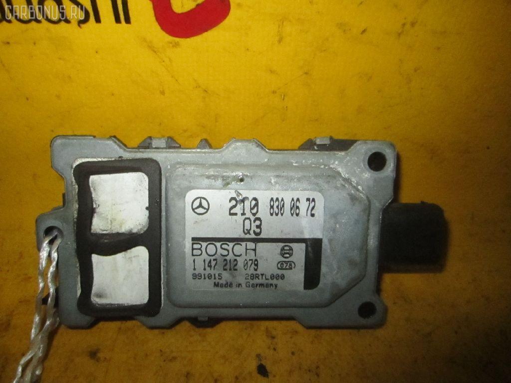 Датчик вредных газов наружнего воздуха MERCEDES-BENZ E-CLASS W210.065 Фото 1