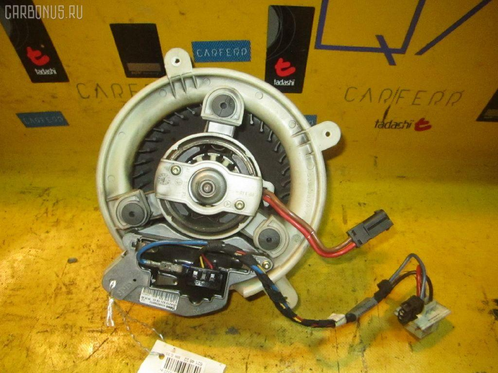 Мотор печки MERCEDES-BENZ E-CLASS W210.065. Фото 8