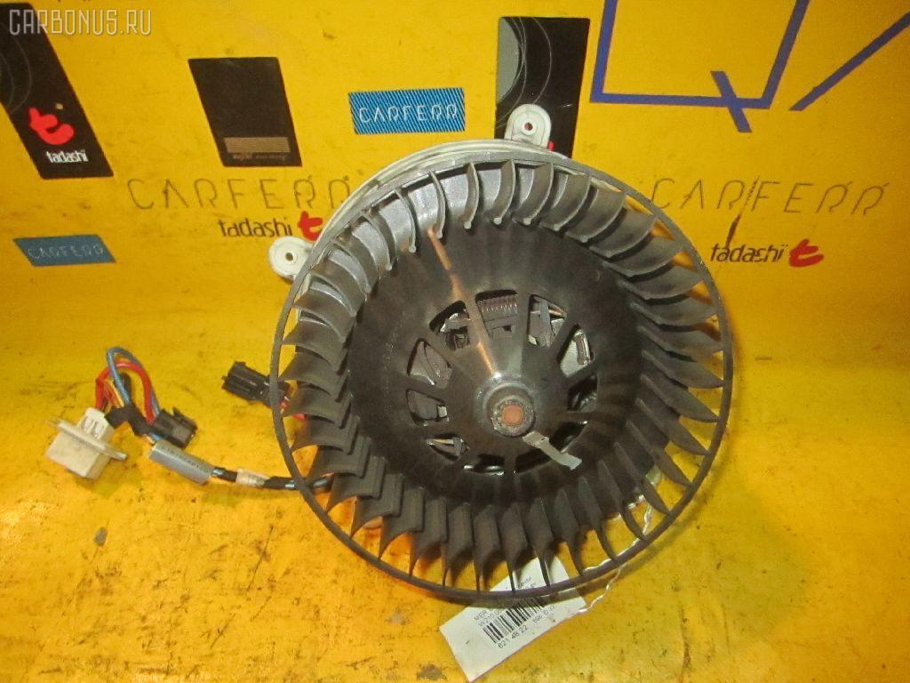 Мотор печки MERCEDES-BENZ E-CLASS W210.065. Фото 9