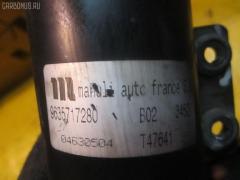 Осушитель системы кондиционирования PEUGEOT 206 2AKFW KFW-TU3JP 6455.CL