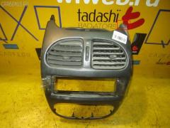 Консоль магнитофона Peugeot 206 2AKFW Фото 1
