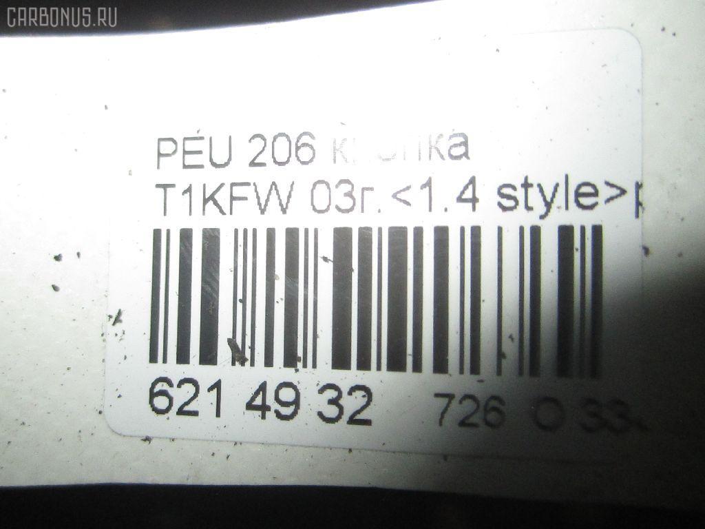 Переключатель света фар PEUGEOT 206 2AKFW Фото 3