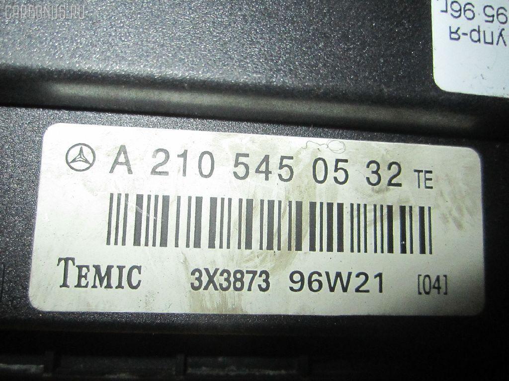 Блок упр-я MERCEDES-BENZ E-CLASS W210.055 104.995 Фото 2