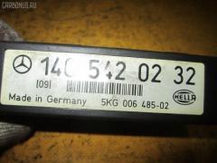 Блок упр-я Mercedes-benz S-class W140.032 104.990 Фото 1