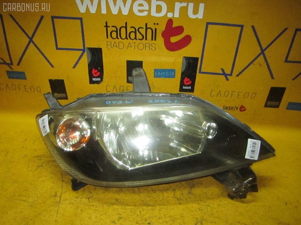 Фара Mazda Demio DY3W Фото 1