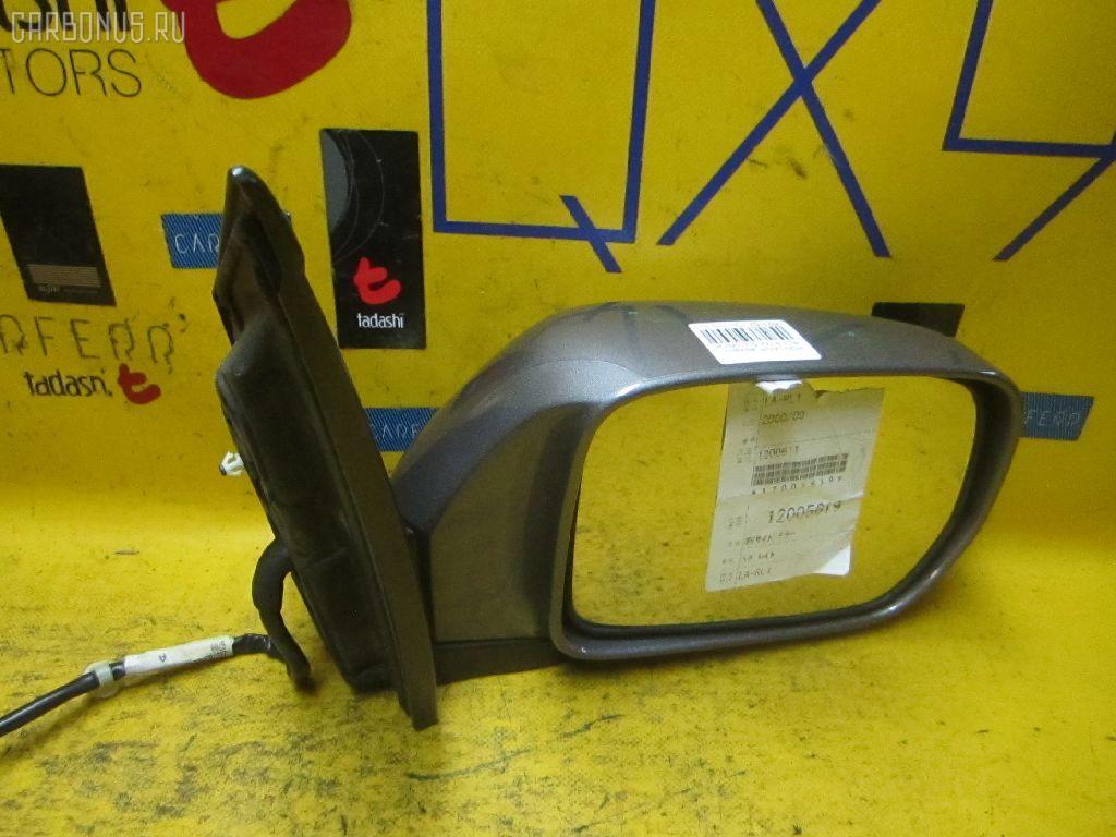 Зеркало двери боковой HONDA LAGREAT RL1. Фото 4
