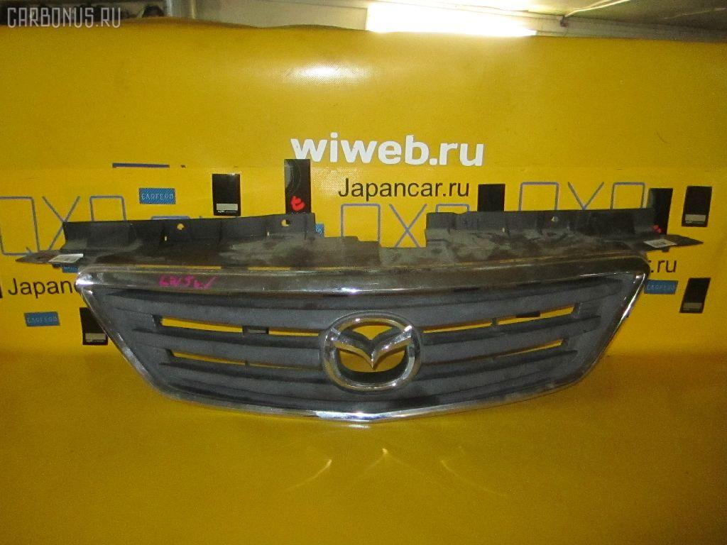 Решетка радиатора MAZDA MPV LW5W Фото 1