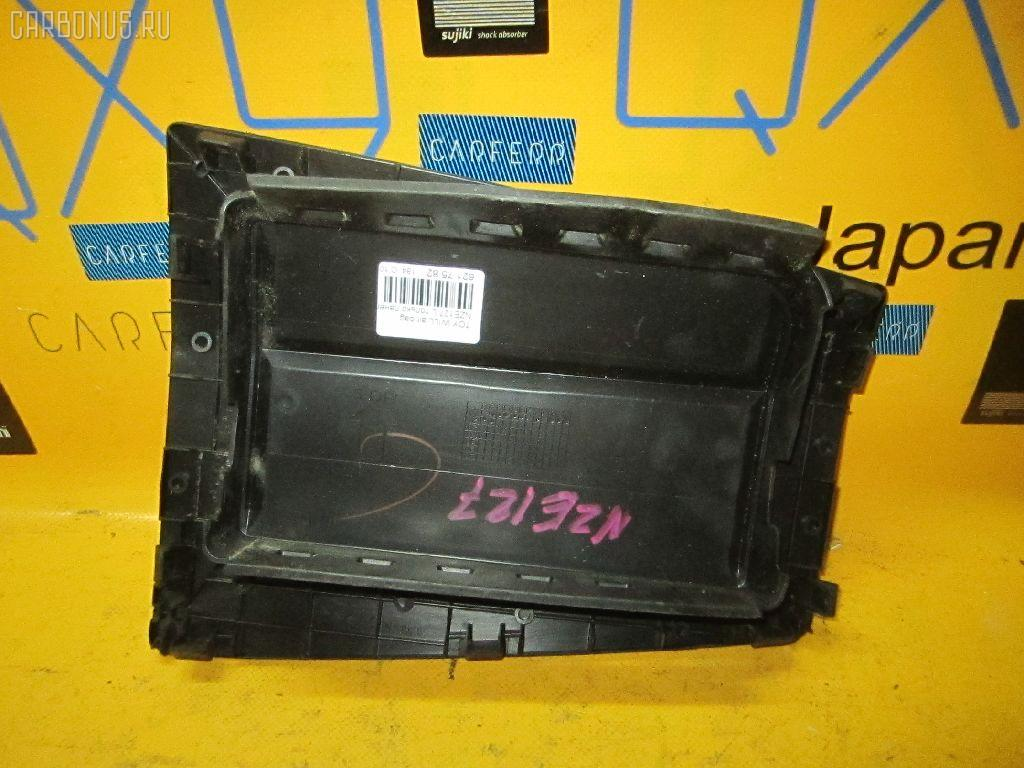 Крышка air bag TOYOTA WILL VS NZE127 Фото 1