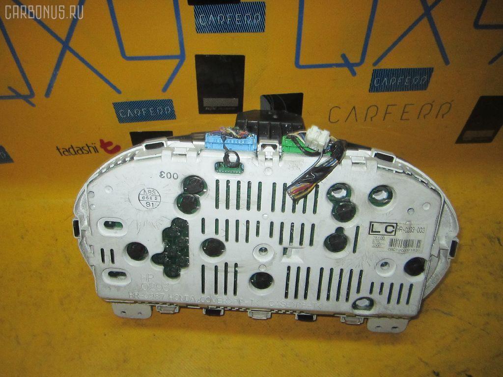 Спидометр HONDA STEPWGN RF3 K20A. Фото 9