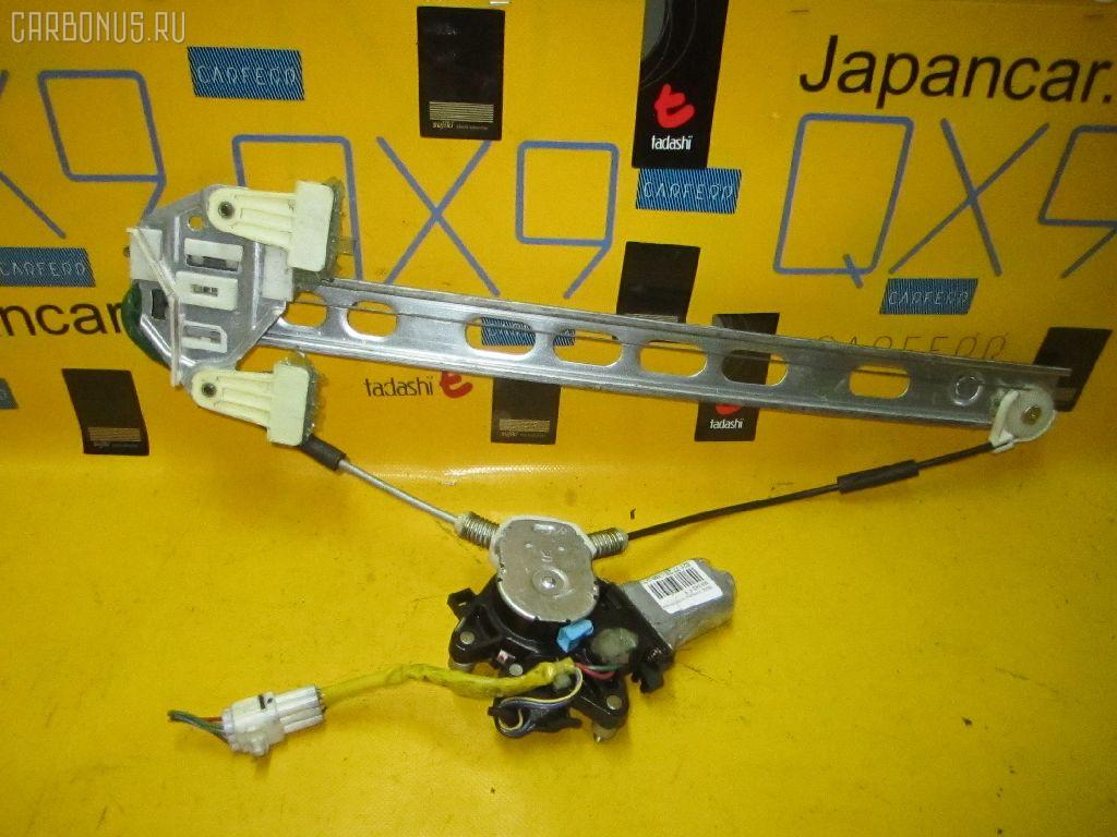 Стеклоподъемный механизм SUZUKI WAGON R SOLIO MA34S. Фото 2