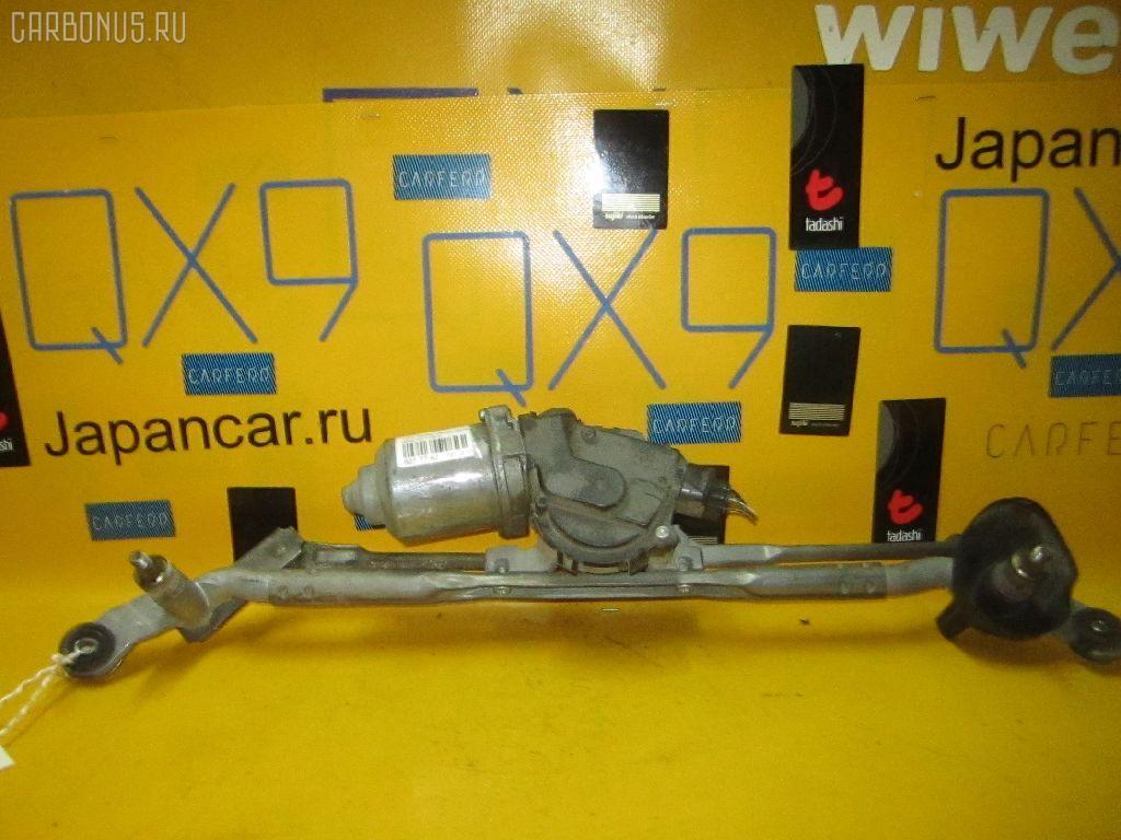 Мотор привода дворников TOYOTA PASSO QNC10 Фото 1