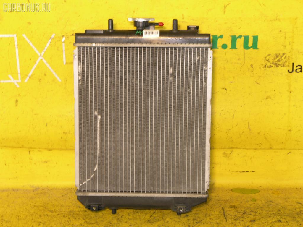 Радиатор ДВС DAIHATSU STORIA M110S EJ-DE. Фото 3