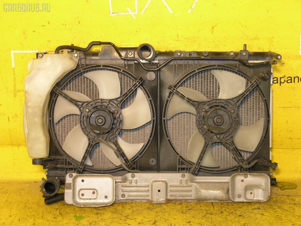 Радиатор ДВС SUBARU LEGACY WAGON BH5 EJ206. Фото 6