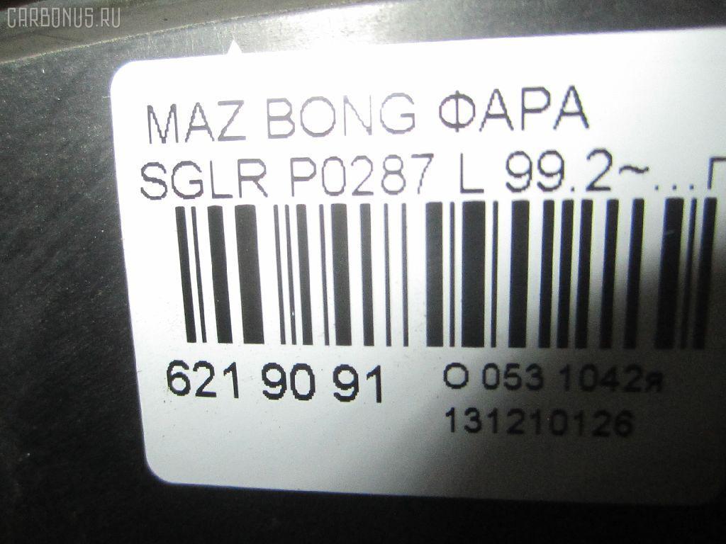 Фара MAZDA BONGO FRIENDEE SGLR Фото 3