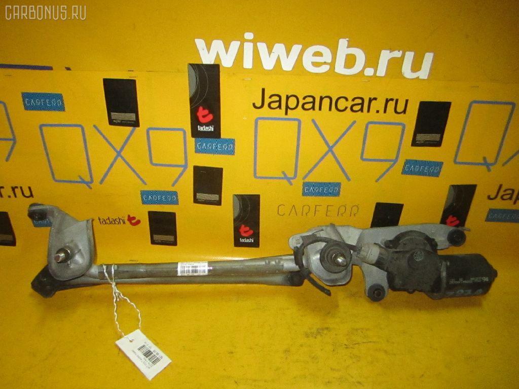 Мотор привода дворников MITSUBISHI COLT Z27A. Фото 8