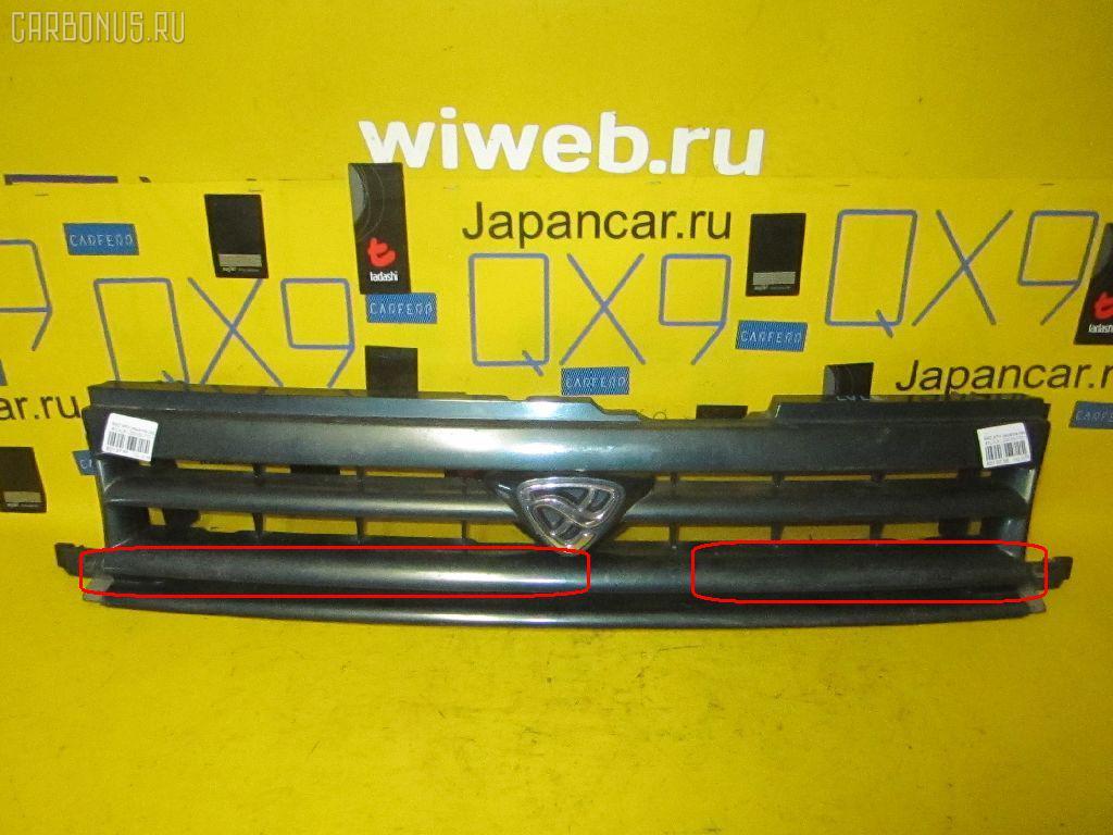 Решетка радиатора MAZDA MPV LVLR Фото 1