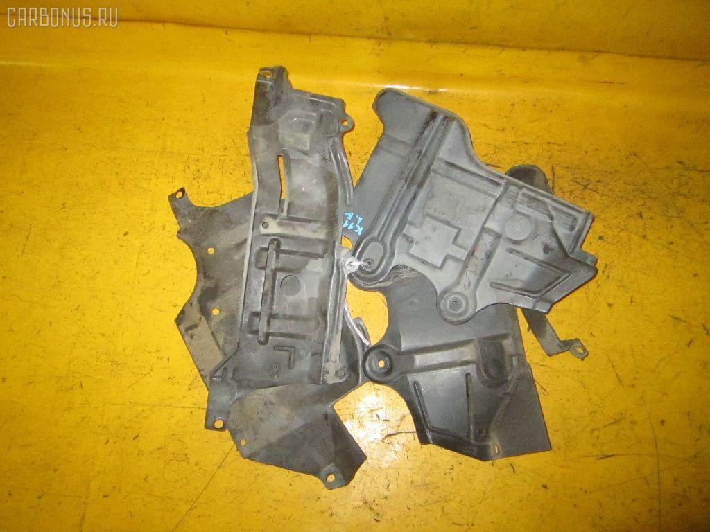 Защита двигателя NISSAN MARCH K11 CG10DE. Фото 2