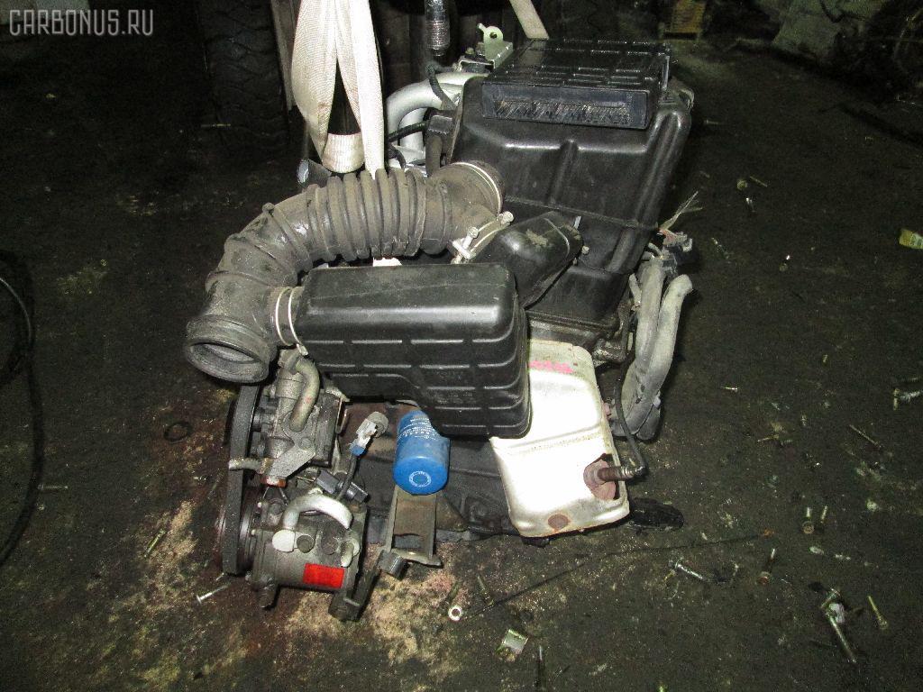 Двигатель MITSUBISHI PAJERO MINI H58A 4A30 Фото 2