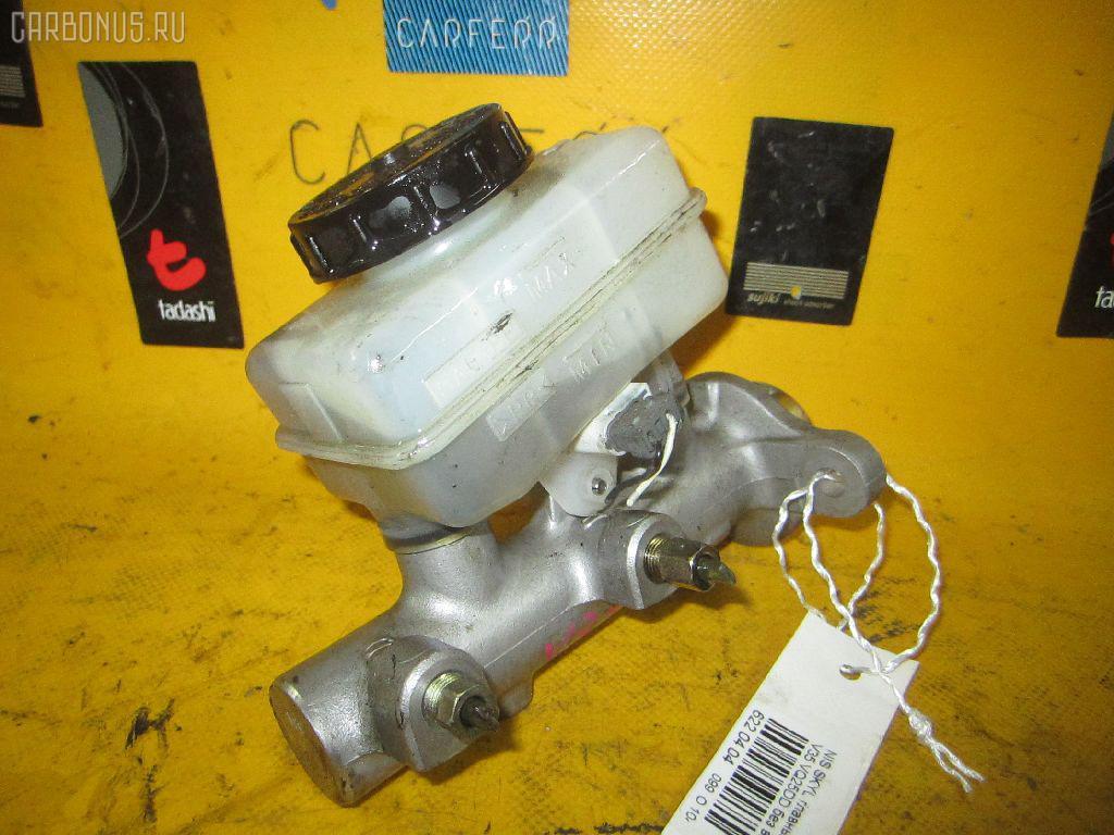Главный тормозной цилиндр NISSAN SKYLINE V35 VQ25DD. Фото 11