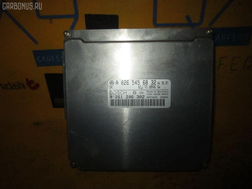 Блок EFI MERCEDES-BENZ S-CLASS W220.175 113.960 Фото 3