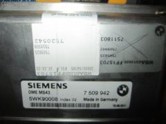 Блок EFI BMW 3-SERIES E46-AV12 M54-226S1 Фото 2