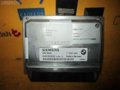 Блок EFI BMW 3-SERIES E46-AV12 M54-226S1 Фото 3