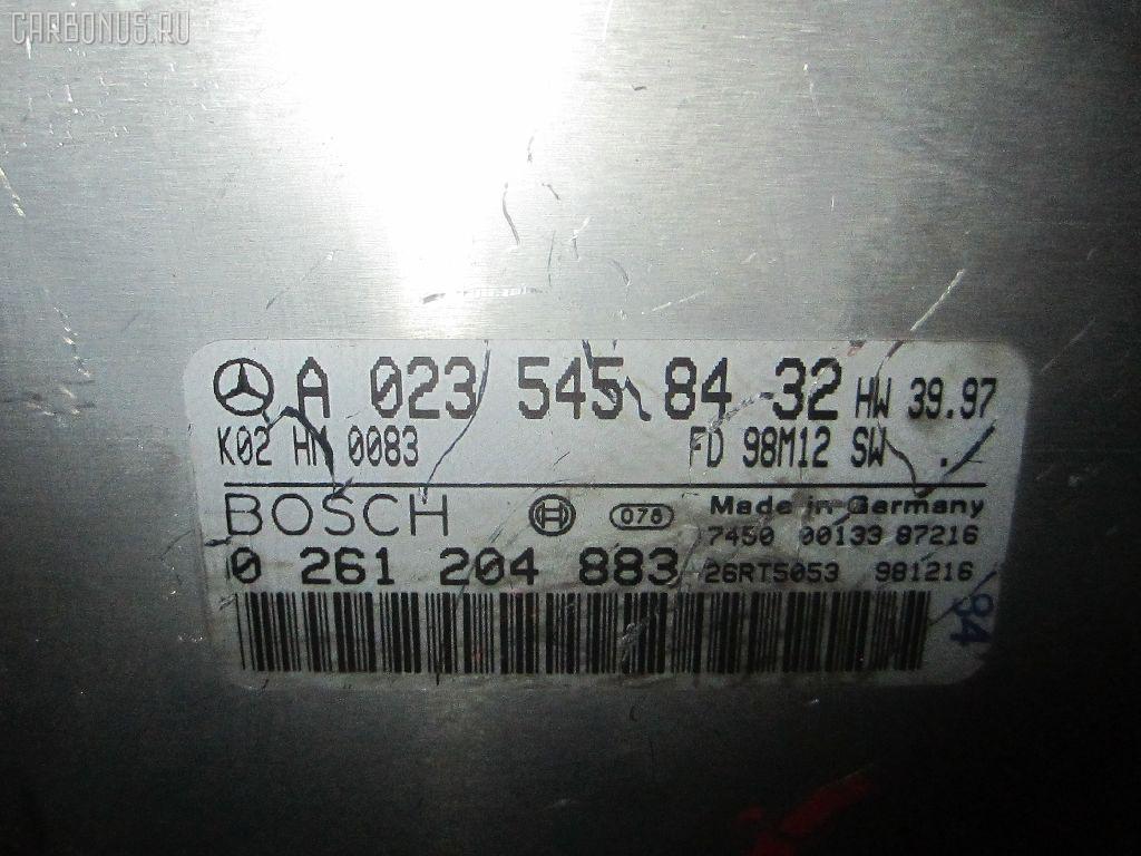 Блок EFI MERCEDES-BENZ CLK-CLASS C208.335 111.945 Фото 5