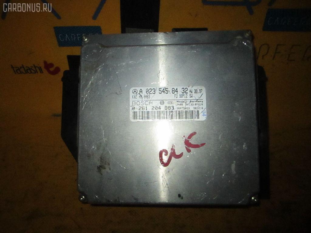 Блок EFI MERCEDES-BENZ CLK-CLASS C208.335 111.945 Фото 6