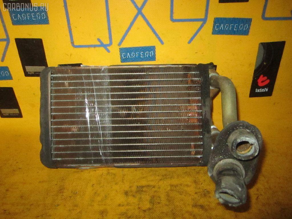 Радиатор печки TOYOTA AE100 5A-FE Фото 2